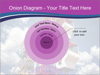 Old ferris wheel PowerPoint Template - Slide 61