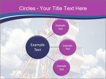Old ferris wheel PowerPoint Template - Slide 79