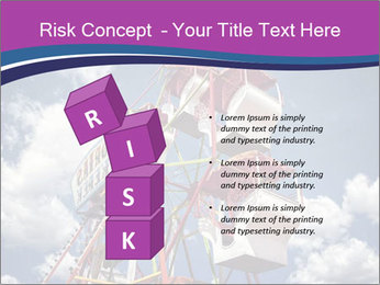 Old ferris wheel PowerPoint Template - Slide 81