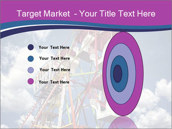 Old ferris wheel PowerPoint Template - Slide 84