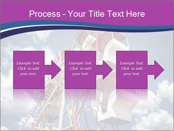Old ferris wheel PowerPoint Template - Slide 88