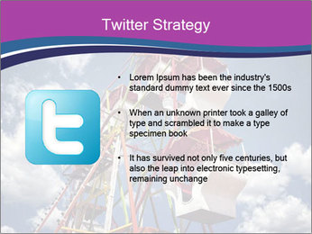 Old ferris wheel PowerPoint Template - Slide 9