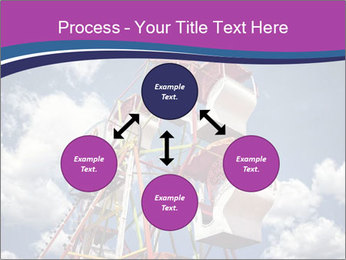 Old ferris wheel PowerPoint Template - Slide 91