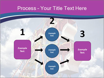 Old ferris wheel PowerPoint Template - Slide 92