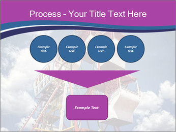 Old ferris wheel PowerPoint Template - Slide 93