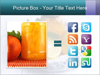 Folk remedies for colds PowerPoint Template - Slide 21