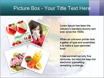 Folk remedies for colds PowerPoint Template - Slide 23