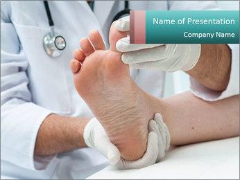 Dermatologist PowerPoint Templates - Slide 1