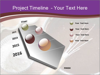 Mixed yolk eggs PowerPoint Template - Slide 26