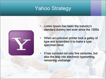 Two business partners PowerPoint Template - Slide 11