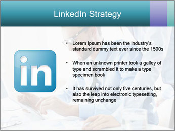 Two business partners PowerPoint Template - Slide 12