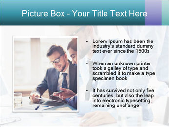 Two business partners PowerPoint Template - Slide 13