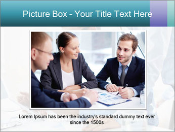 Two business partners PowerPoint Template - Slide 15