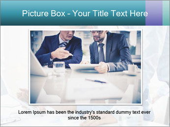 Two business partners PowerPoint Templates - Slide 16