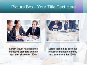 Two business partners PowerPoint Template - Slide 18
