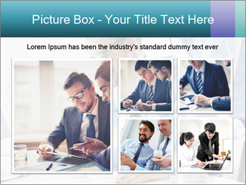 Two business partners PowerPoint Template - Slide 19