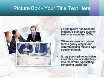 Two business partners PowerPoint Template - Slide 20