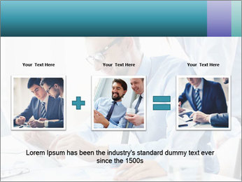 Two business partners PowerPoint Template - Slide 22