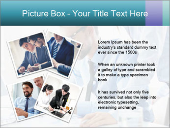 Two business partners PowerPoint Template - Slide 23