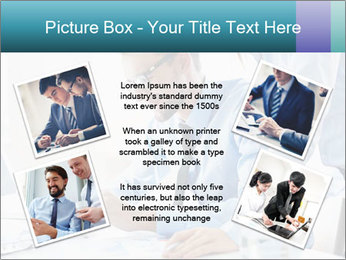 Two business partners PowerPoint Templates - Slide 24