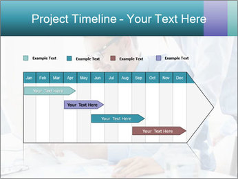 Two business partners PowerPoint Templates - Slide 25