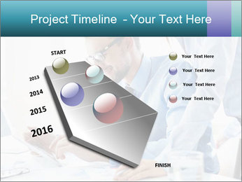 Two business partners PowerPoint Template - Slide 26