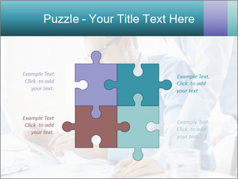 Two business partners PowerPoint Templates - Slide 43