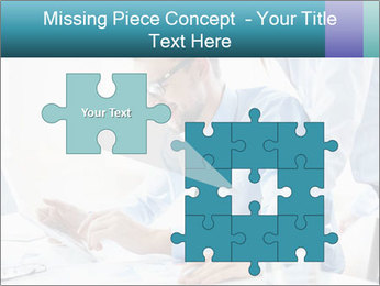 Two business partners PowerPoint Template - Slide 45