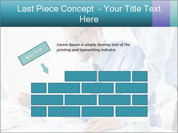Two business partners PowerPoint Templates - Slide 46