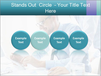Two business partners PowerPoint Templates - Slide 76