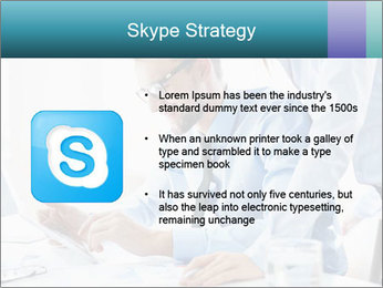 Two business partners PowerPoint Template - Slide 8