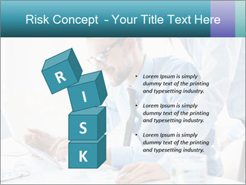 Two business partners PowerPoint Templates - Slide 81