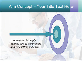 Two business partners PowerPoint Template - Slide 83