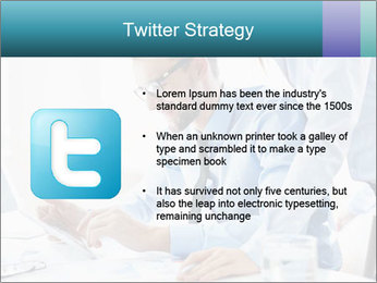 Two business partners PowerPoint Template - Slide 9