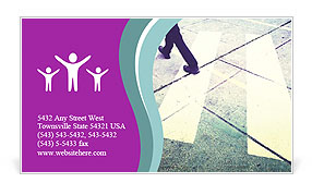 0000090749 Business Card Template