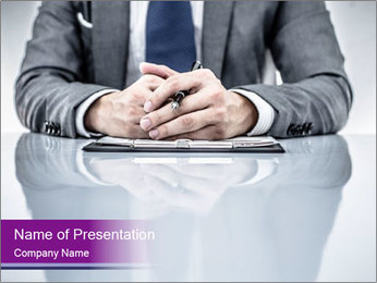 Accounting PowerPoint Templates - Slide 1