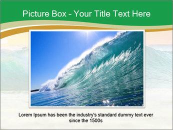 Sunrise PowerPoint Template - Slide 15