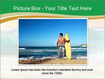 Sunrise PowerPoint Template - Slide 16