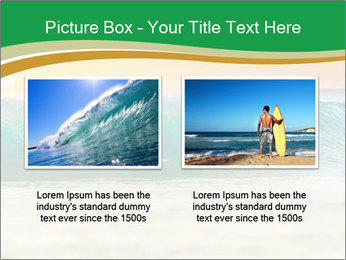 Sunrise PowerPoint Template - Slide 18