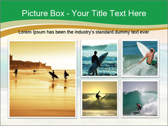Sunrise PowerPoint Template - Slide 19
