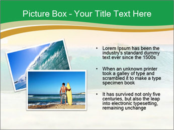 Sunrise PowerPoint Template - Slide 20