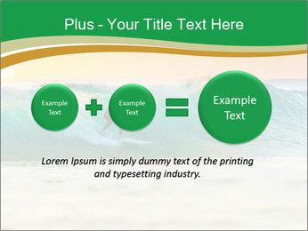 Sunrise PowerPoint Template - Slide 75