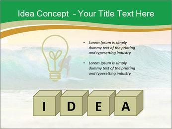 Sunrise PowerPoint Template - Slide 80