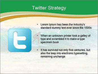 Sunrise PowerPoint Template - Slide 9