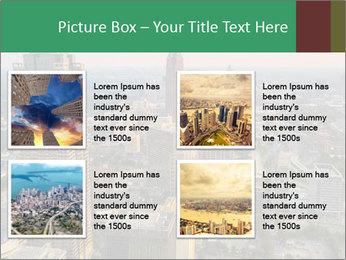 Downtown PowerPoint Templates - Slide 14