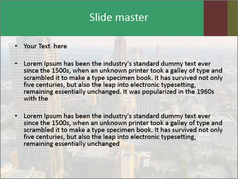 Downtown PowerPoint Templates - Slide 2