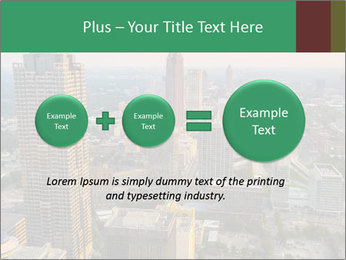 Downtown PowerPoint Template - Slide 75
