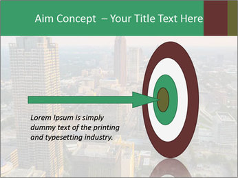 Downtown PowerPoint Template - Slide 83