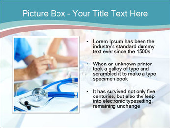 Вoctors and patient PowerPoint Templates - Slide 13