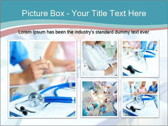 Вoctors and patient PowerPoint Templates - Slide 19